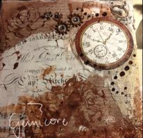 Mixed Media nr 1: Steampunk by Gemicore