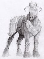 Warhorse The Executioner by Hells-Rebellion