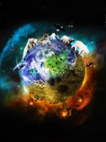 Earth 2 by Toefje-Kunst