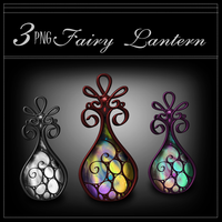 Fairy Lanterns 5 by MajcheZmajche