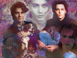 Young Johnny Collage by prissvegeta135