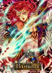 Magic Knight Entry by juhaihai
