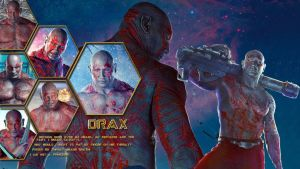 Drax Honeycomb by Coley-sXe