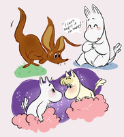 I'll take u up to moominland by Nutty-Girl