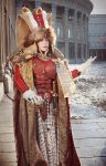 Warhammer 40000 Cosplay High Nobility by alberti