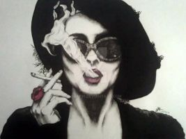 Marla (Fight Club) by Jobae91