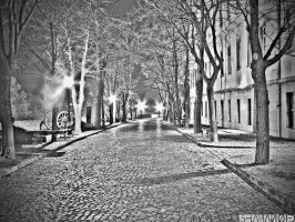 Empty HDR by 5haman0id