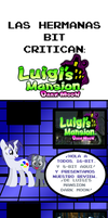 BIT Sisters - Luigi's Mansion: Dark Moon Review by gamemastertom