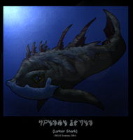 Lurker Shark by Dominia