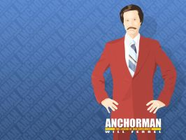 Anchorman - wp1600 by visceralNL