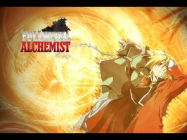Full Metal Alchemist Wallpaper by KaitoKakushin