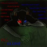 :vent: all alone by ZACHARlE