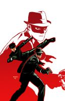 GREEN HORNET: PARALLEL LIVES 3 by PaulRenaud