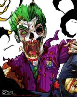 The Zombie Joker by NexusDX