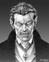 Dracula by staino