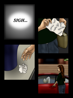 Saturn Prologue: Page 4 by FalseDisposition