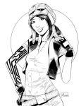 COMMISSION: Doctor Aphra by Shono