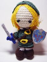 Legend of Zelda - Link Doll by Nissie
