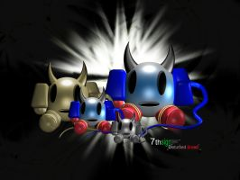 Disturbed Bre3d by 7thsign