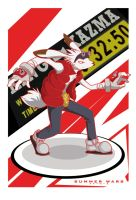King Kazma - For Bro [updated] by secoh2000