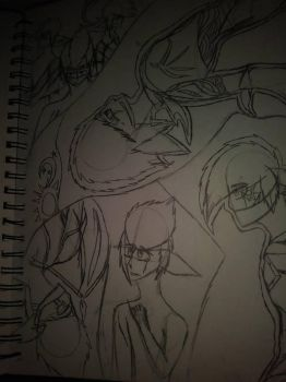 My most awesome drawing ever by TheFallenKings