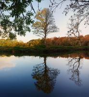 Autumn Reflections in Time by Gerard1972
