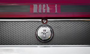 Mach 1 Wallpaper by theCrow65