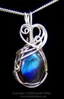 Deepest Ocean Labradorite by Nambroth