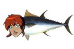 YOUNG JUSTICE: Tula the Tuna by FrozenStrike