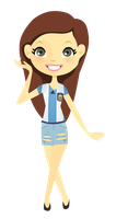Doll argentina by SolComellista