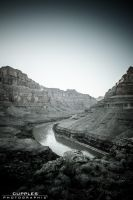 Colorado River by cupplesey
