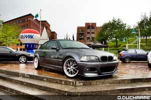 bmw m3 by TiOLSTYLE