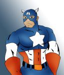 Captain America by HighwindDesign