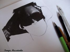 Mr. Leto WIP by TanyaMusatenko