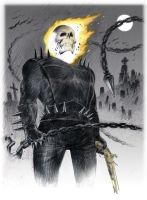 Ghost Rider by gregmcevoy