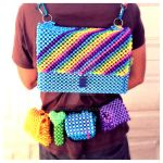 Kandi backpack by BBEEAARR