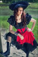 Black Pirate I by Weatherstone