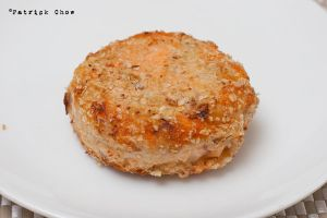 Salmon fish cake 3 by patchow