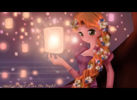 I see the light by chiisai-hoshi