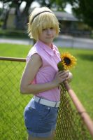 Sunny Child by thecreatorscreations
