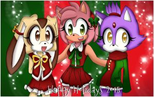 Happy Holidays: 2015 by Beautiful-Evanescent