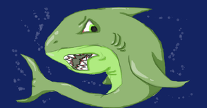 The Schneider Shark by InfernalEvanesce