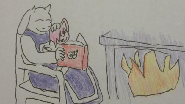 reading time :3 by kittykitty91