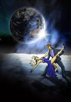 Dancing on the Moon by fred-dyk