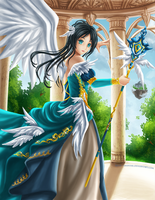 Angel: dominion by Eranthe