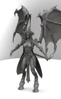 Succubus WIP by Kano-kun