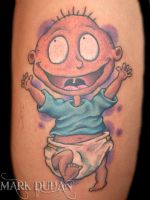 TOMMY PICKLES by amduhan