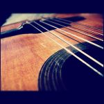 My guitar by melodycullen