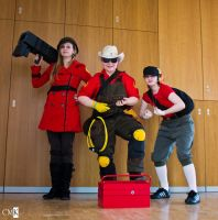 Team Fortress: Unite! by Bohnenstein