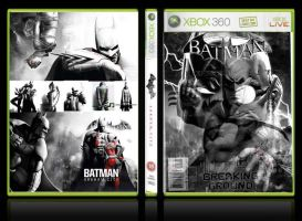 batman arkham city ver 1 by darkjoker15